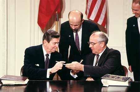 essay reagan gorbachev 1988 speech